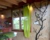 Cabane dans les arbres, décoration